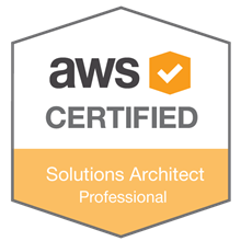 AWS Solutions Architect Professional Certification