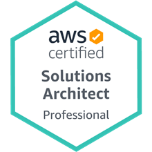 AWS Solutions Architect Professional Certification Logo